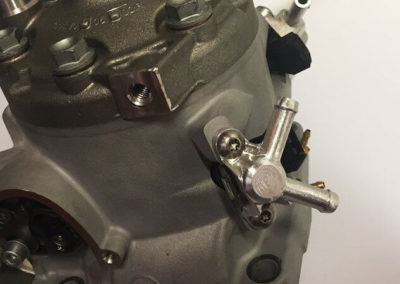 KTM 300 EXC TPI - блок цилиндра