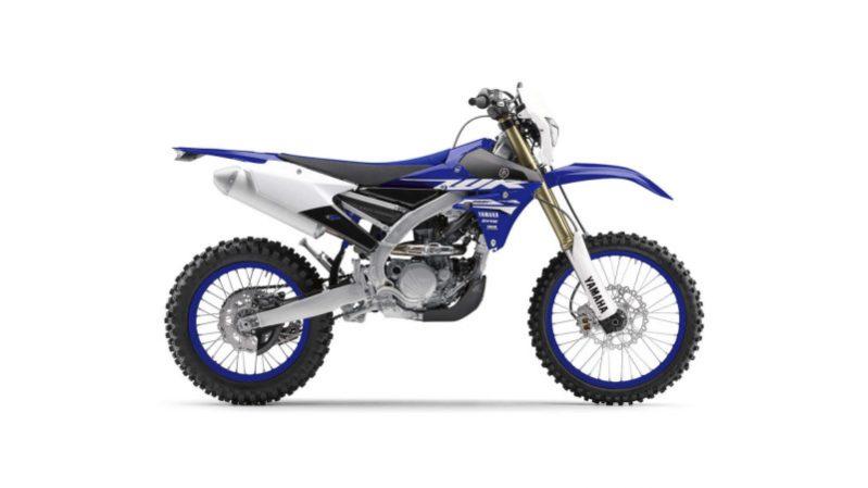 Yamaha класс эндуро