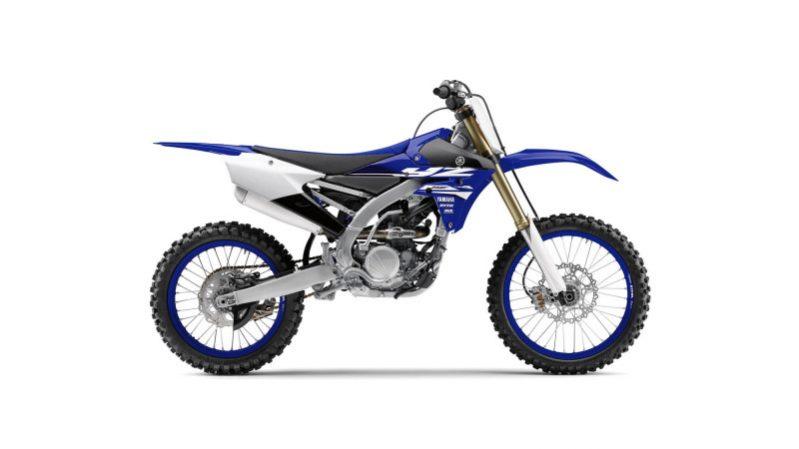 Yamaha класс мотокросс