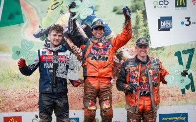 Хосеп Гарсия, историческая победа на Trefle Lozerien 2019