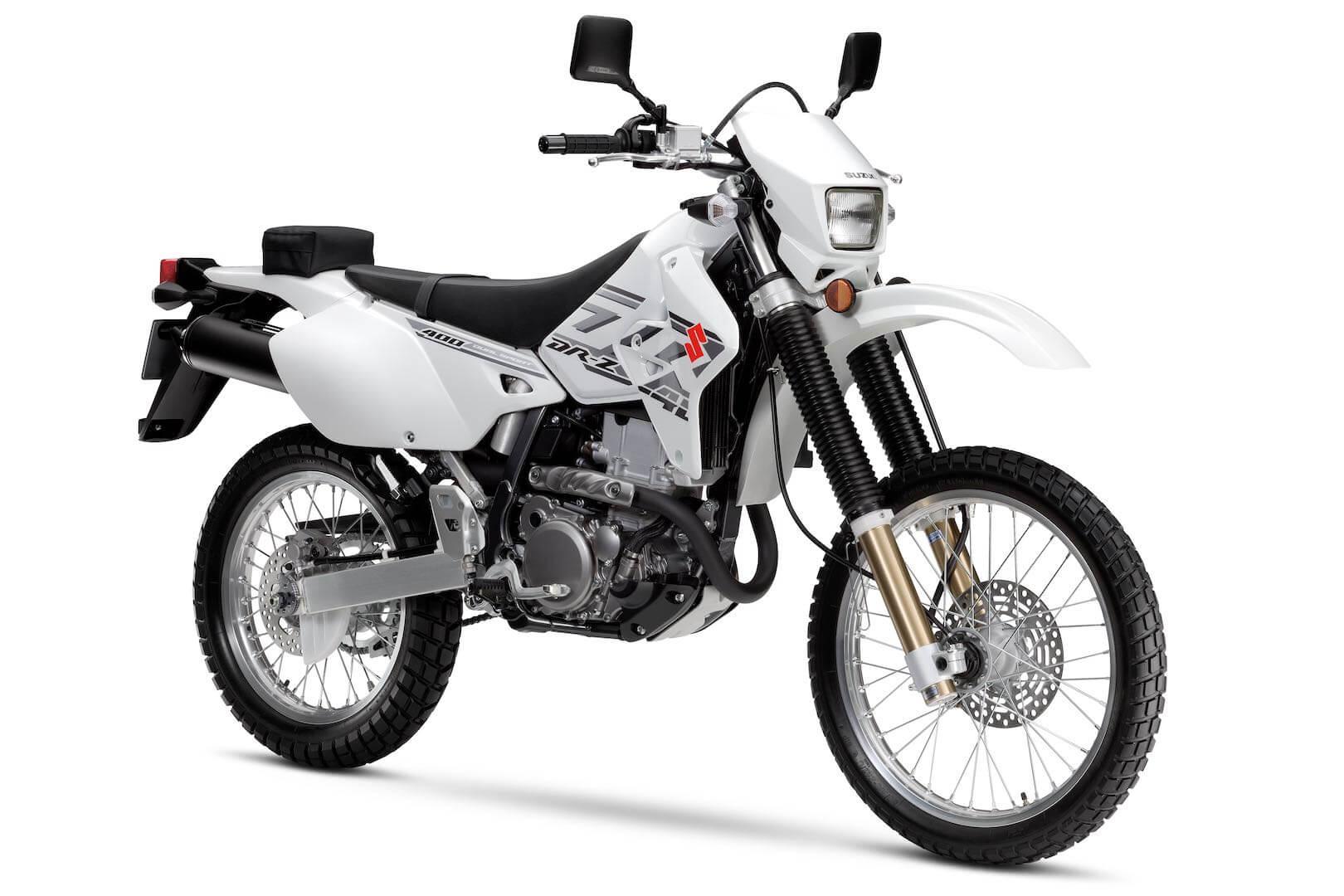 Suzuki DRZ400S