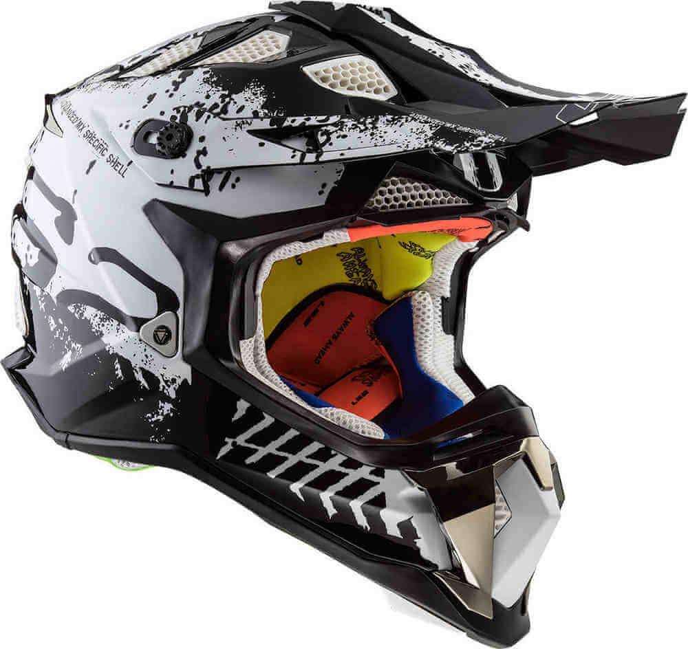 Шлем эндуро 1
