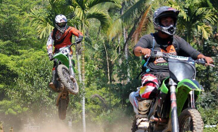 Эндуро туры на острове Бали