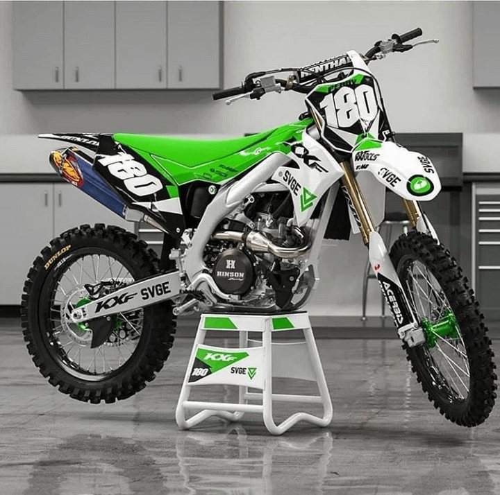 Мотоцикл класса кросс