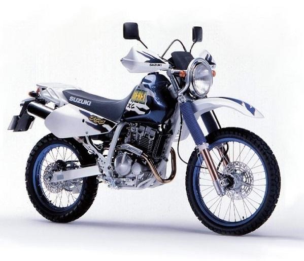 Эндуро двойного назначения - Suzuki Djebel 250XC