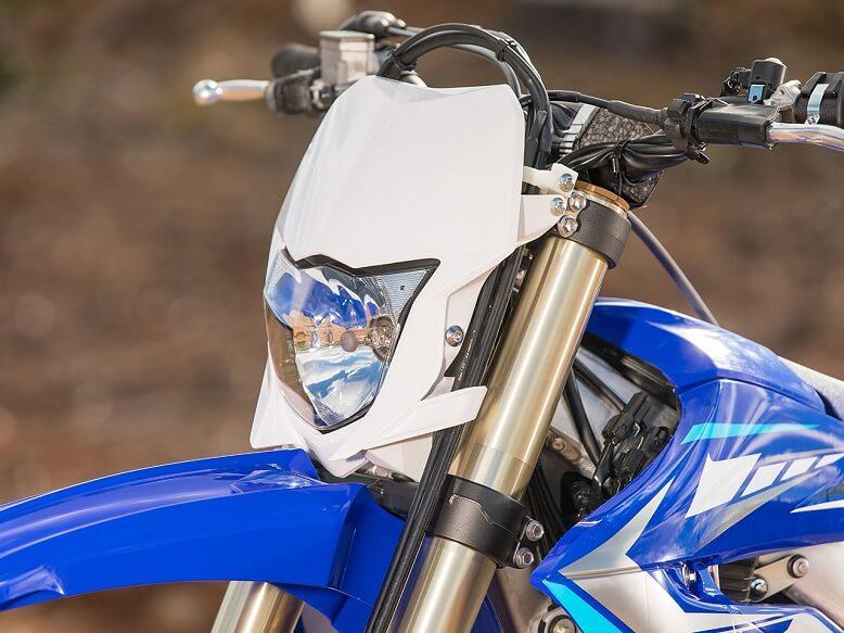 2020_Yamaha WR250F новый обтикатель фары