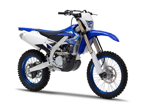 Yamaha WR250F модель 2020 года