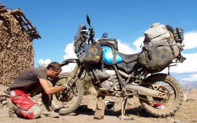 Туристический эндуро — мотоциклы класса эндуро для путешествий
