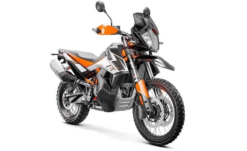 KTM 790 Adventure R - приемущества при сравнении