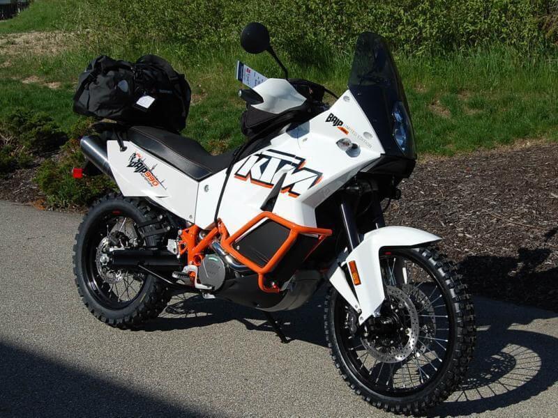 Эндуро турист - KTM 990 Adventure