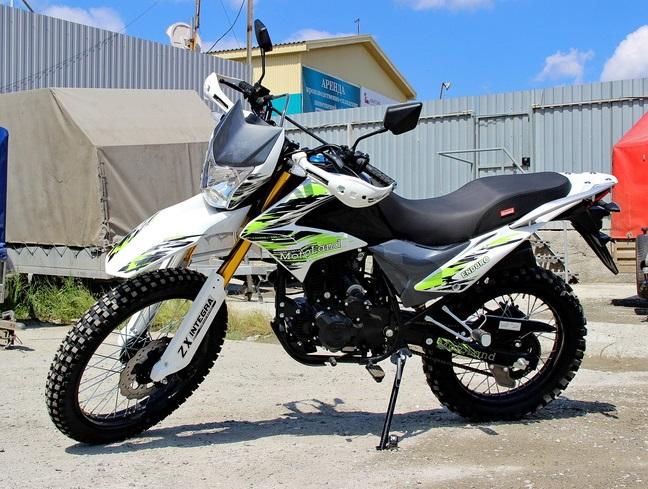 Motoland Enduro EX 250 - для сравнения