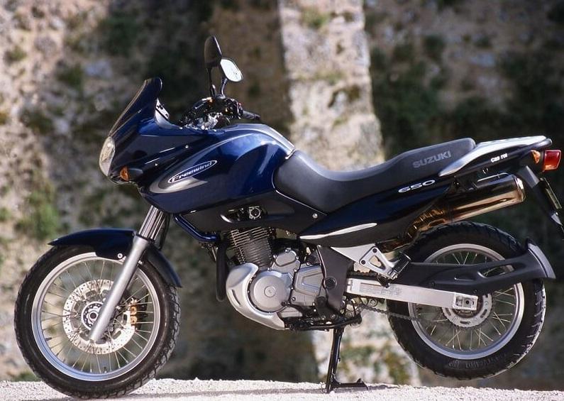 Эндуро турист - Suzuki FX 650 Freewind 1997 г.в.