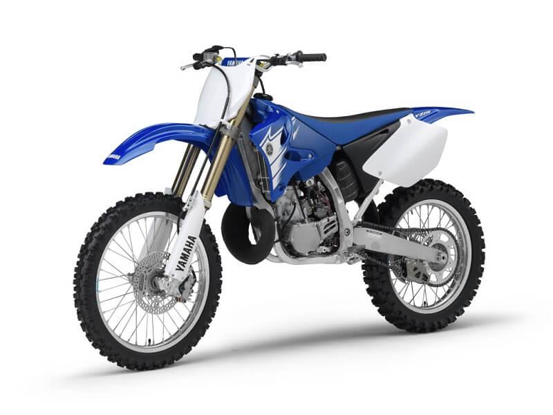 Кросс Yamaha YZ250_2007