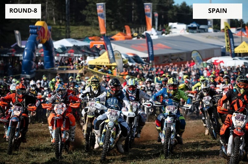 Чемпионат эндуро HIXPANIA HARD ENDURO - WESS 2020