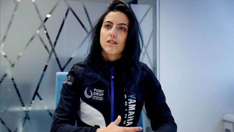 SARA GARCIA - PONT GRUP YAMAHA