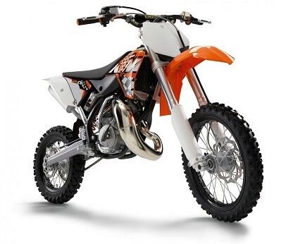 Детский мотокрос - ktm-65-sx-2004