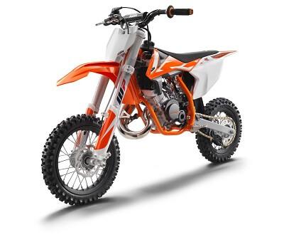 Детский мотокрос - ktm-65-sx-2005