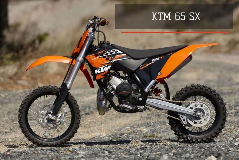 Кроссовый мотоцикл KTM 65 SX