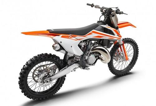 Кроссовый мотоцикл - КТМ - 150 SX
