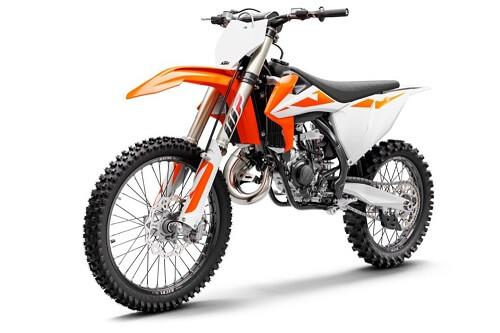 Кроссовый мотоцикл - КТМ SX-150