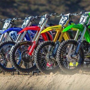 Кроссовый мотоцикл - Топ 5 байков для новичка