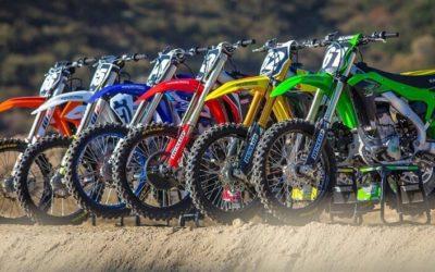 Кроссовый мотоцикл — топ 5 мотоциклов для новичка