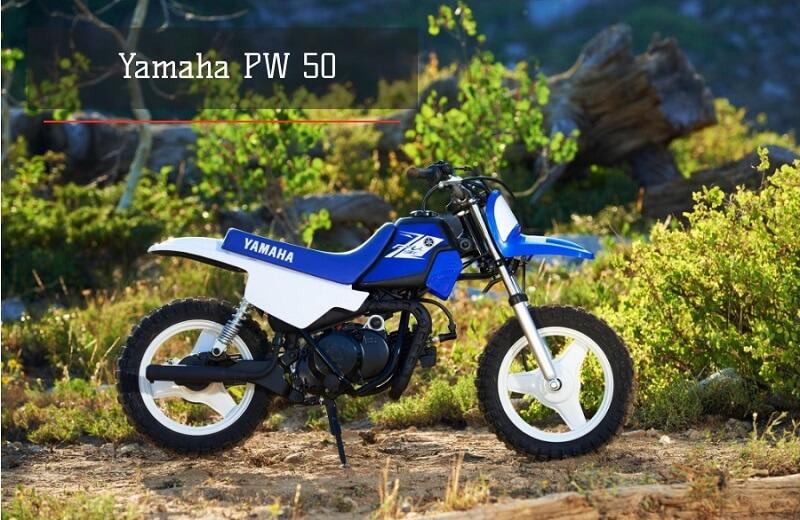 Кроссовый мотоцикл Yamaha PW 50