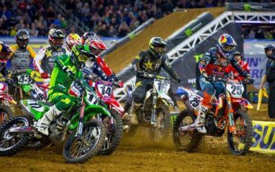 Суперкросс (Supercross) — как появился этот вид спорта