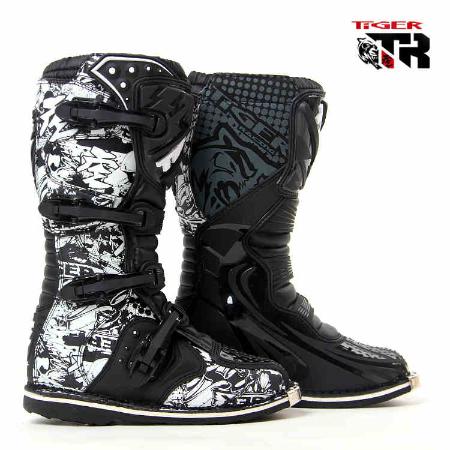 Ботинки для мотокросса и эндуро TR-4