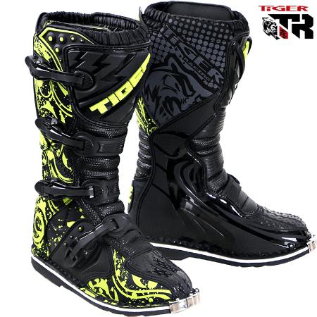 Ботинки для мотокросса и эндуро TR-7