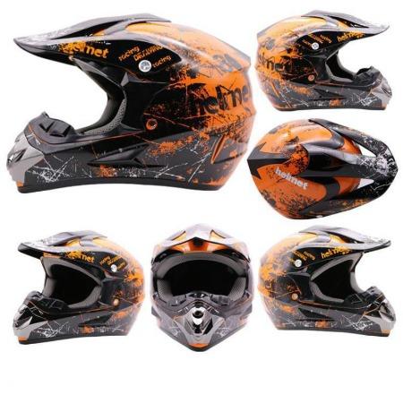 Шлем Китайский для мотокросса 6