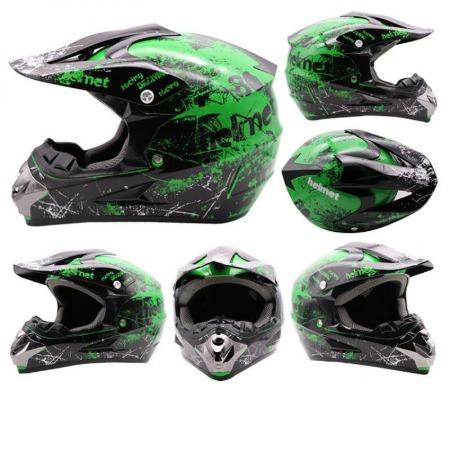 Шлем Китайский для мотокросса 5