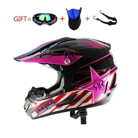 Шлем Китайский для мотокросса 3