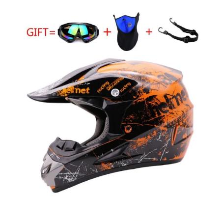 Шлем Китайский для мотокросса 2
